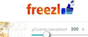 Minipréstamos Freezl